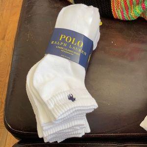 Polo Ralph Lauren classic sport ankle sock…